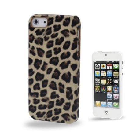Coque dur - iPhone 5 - Léopard