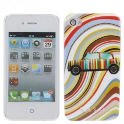 Coque dur - iPhone 4/4S - PS