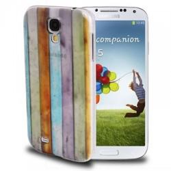 Coque dur - Galaxy S4 - Effet couleur