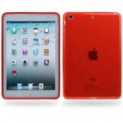 Coque Fine - iPad Mini - Rouge