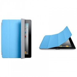 Étui Smart Cover - iPad 2/3/4 - Bleu
