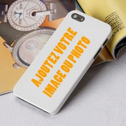 Coque iPhone 5 - PERSONNALISABLE