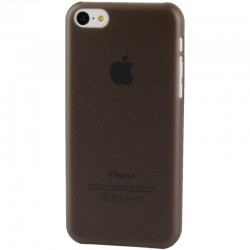 Coque Ultra Fine - iPhone 5C - Noir