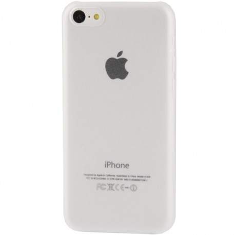 Coque Ultra Fine - iPhone 5C - Blanc
