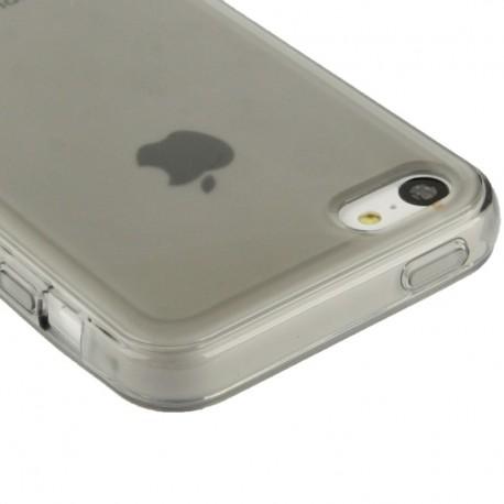 Coque souple TPU - iPhone 5C - Noir
