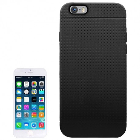 Coque TPU Honeycomb - iPhone 6 - Noir