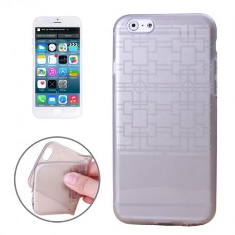 Coque souple TPU Fame - iPhone 6 - Gris