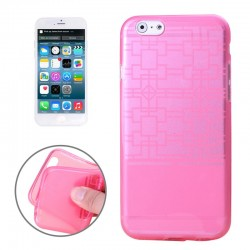 Coque souple TPU Fame - iPhone 6 - Rose