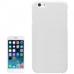 Coque Plastique - iPhone 6 - Blanc