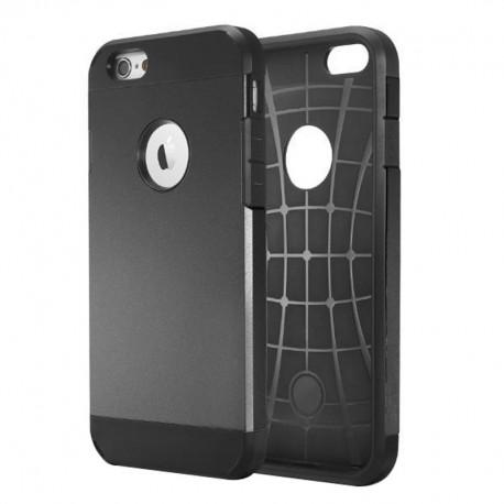Coque SLIM ARMOR - iPhone 6 - Noir