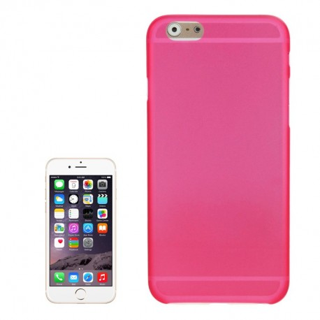 Coque Ultra Fine - iPhone 6+ - Rouge