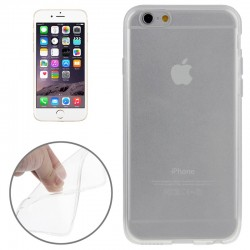Coque souple TPU - iPhone 6 - Transparent