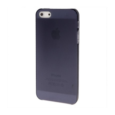 Coque Ultra Fine - iPhone 5 - Noir