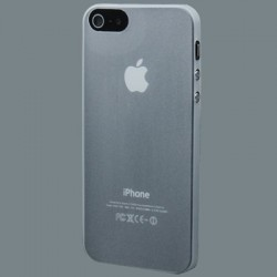 Coque Ultra Fine - iPhone 5 - Blanc