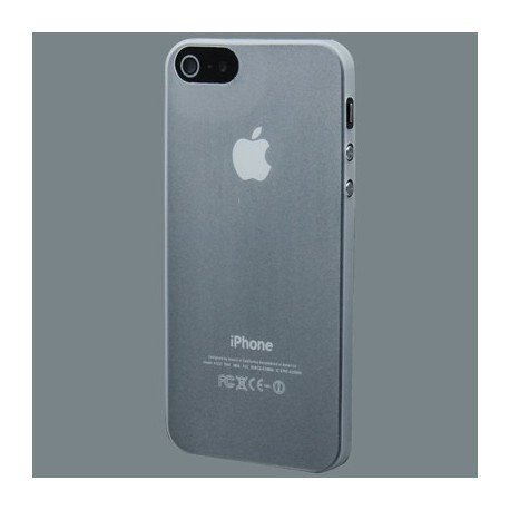 Coque Ultra Fine - iPhone 5 - Blanc